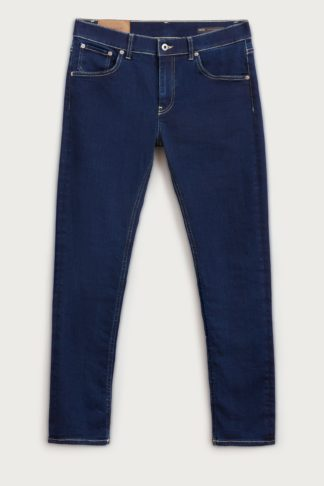 denim blu scuro